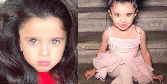 7-letnia dziewczynka podbiła sieć swoimi szykownymi włosami