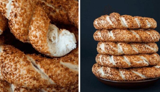Simit - tureckie bajgle: smak ze Wschodu. Świetny wypiek