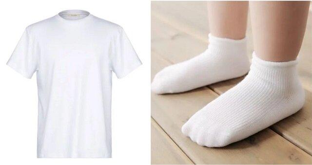 Dlaczego moje białe koszulki, skarpetki, a nawet ręczniki po praniu pozostają białe. Zobacz