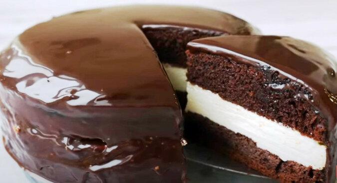 """Tort czekoladowy """"Kinder pingui"""": wyjątkowy smak"""