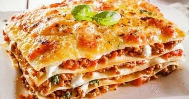 Leniwa lasagne – pyszne i szybkie danie