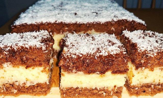 Tanie czekoladowe ciasto. Szybko, prosto i smacznie