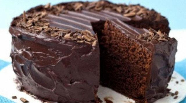 Mega czekoladowe i super wilgotne ciasto bez jaj