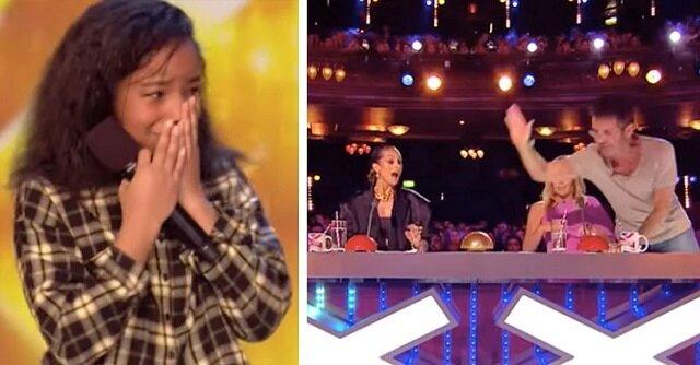 12-latka wygrywa Złoty Przycisk Simona niesamowitym coverem Tiny Turner. Zobacz ten niesamowity występ