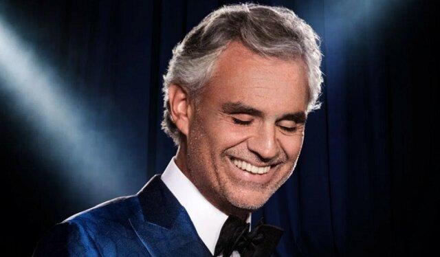 Andrea Bocelli specjalnie na Wielkanoc zaśpiewał na żywo w Mediolanie