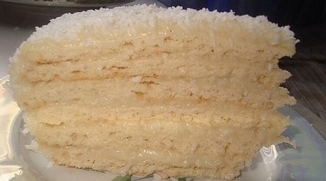 Ciasto Rafaello. Miękkie i bardzo smaczne