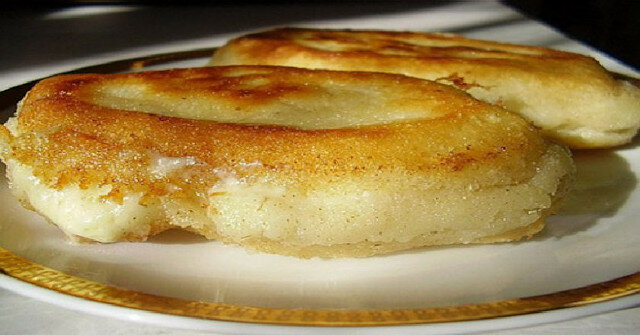 Czwisztari – gruzińskie bułeczki z serem