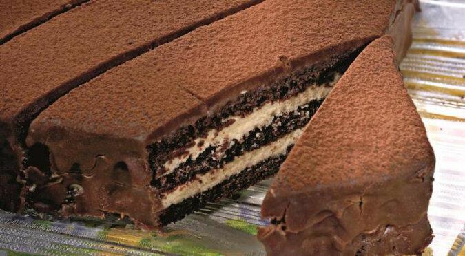 Ciasto truflowe. Pycha