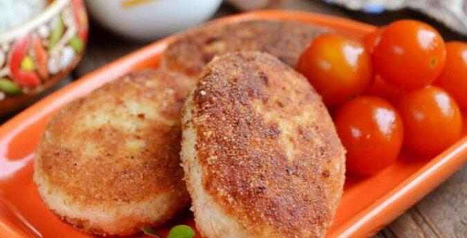Kotlety owsiane z filetem z kurczaka: pyszne, szybkie i bardzo zdrowe