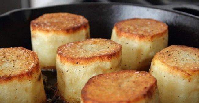 Takie ziemniaki można przygotować w kilka minut. A jednak wynik jest zachwycający