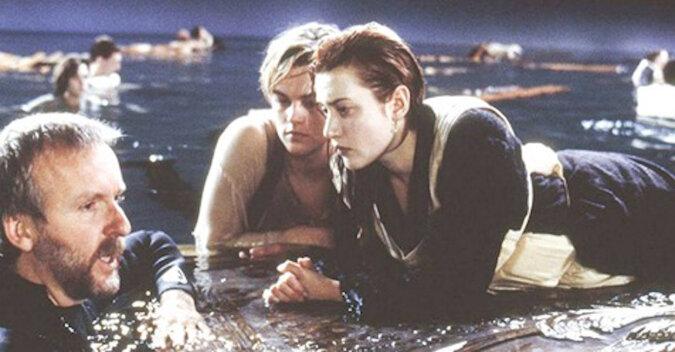 """Budowanie legendy: zarchiwizowane zdjęcia z planu """"Titanica"""""""