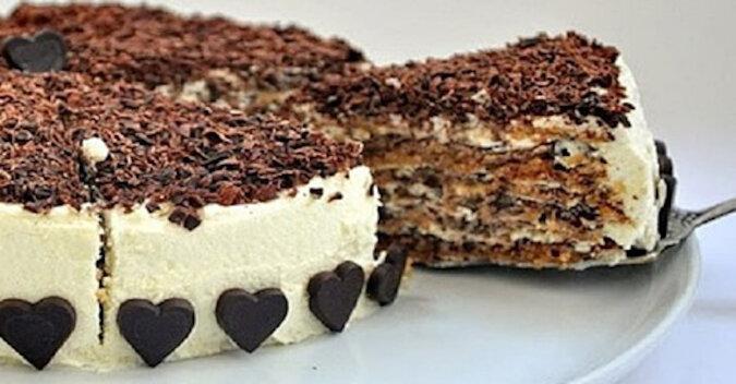 Ciasto orzechowe. Niezwykle pyszne