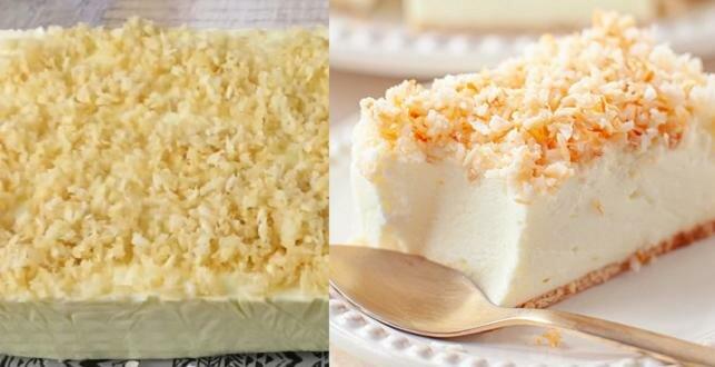 Pyszne i proste ciasto bez pieczenia