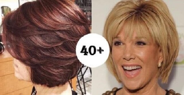 Fryzury dla kobiet powyżej 40 lat – nowoczesne i modne fasony, które przypadną ci do gustu