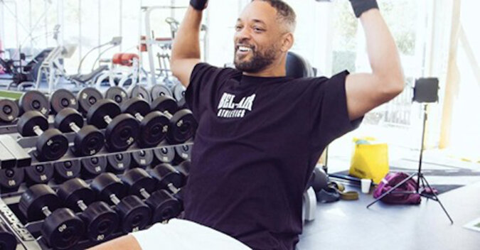 Will Smith przybrał na wadze i przyznał, że jest w najgorszej kondycji w całym swoim życiu