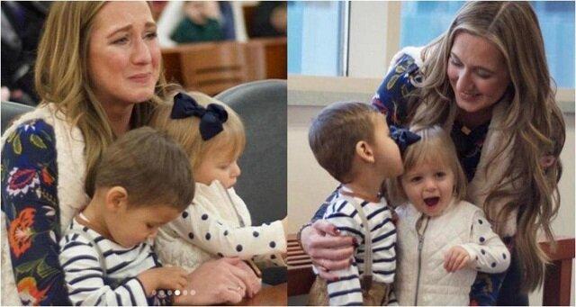 Kobieta adoptowała dwoje dzieci z różnicą w rok. Ale nie mogła nawet pomyśleć o tym kim są dzieci
