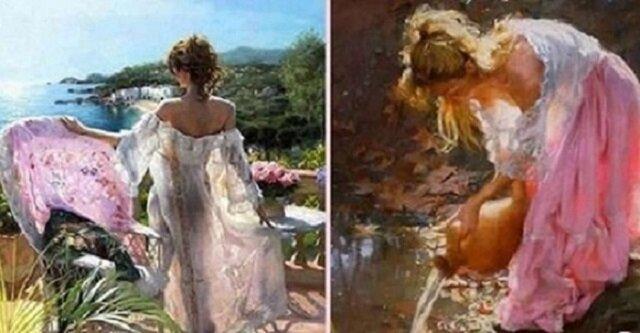 Hiszpański artysta, któremu udało się namalować światło. Zachwycająco pięknie