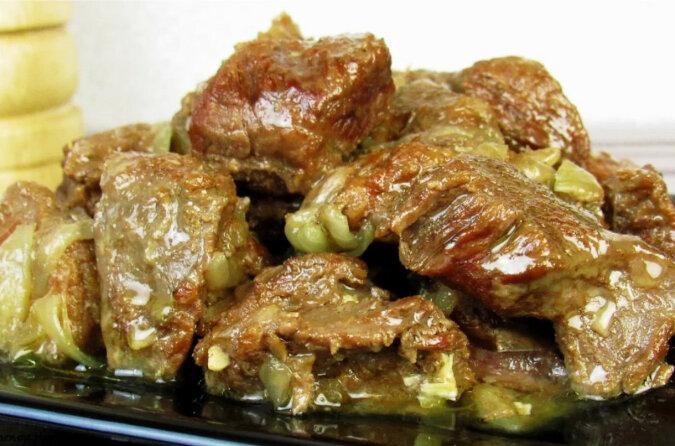 Pyszna wołowina - soczysta, delikatna i aromatyczna. Rozpływa się w ustach