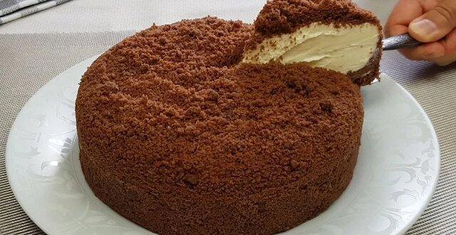 Ciasto śmietankowe bez pieczenia. Delikatne, lekkie i niesamowicie pyszne