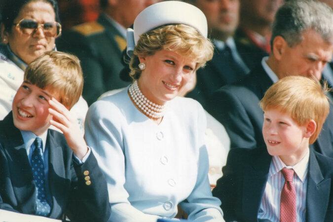 Wszystko mi o niej przypomina: jak księżna Diana wychowywała swoich chłopców