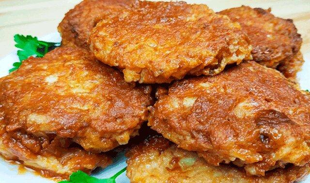 Cebulowe kotlety - tak smaczne, nie potrzebujesz nawet mięsa