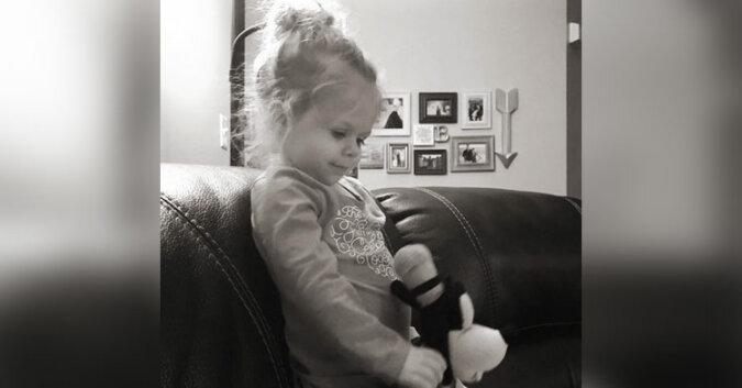 Moja mała dziewczynko, obiecuję kochać cię zaciekle i głęboko na zawsze, bezwarunkowo