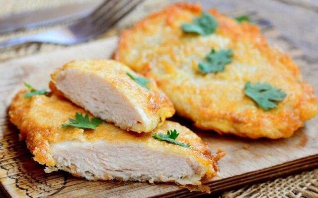 Jak przygotować pierś z kurczaka w piekarniku
