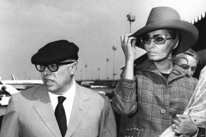 """""""Pamiętałam, że był żonaty"""": Sophia Loren i Carlo Ponti"""