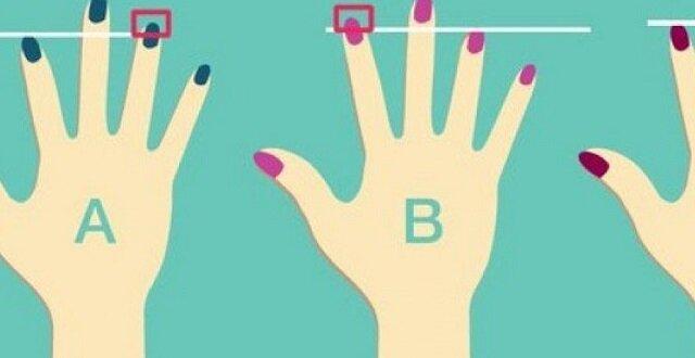Twoje dłonie i palce mówią o tobie dużo więcej niż mogłoby się na pierwszy rzut oka wydawać. Spójrz na swoje dłonie i oceń długość palców