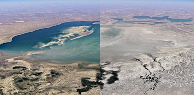 Google Earth pokazuje, jak globalne ocieplenie zmieniło klimat Ziemi