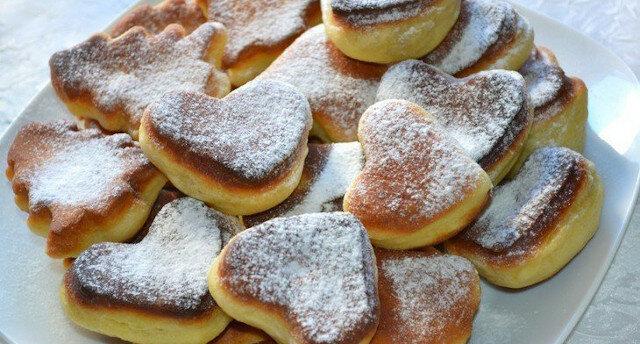 Super pączki maluszki na śniadanie. Idealne przy filiżance kawy