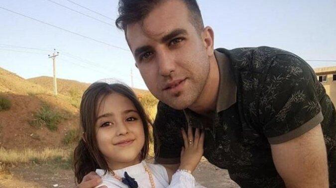 Dziewczynka była tak piękna, że ojciec musiał zostać jej ochroniarzem