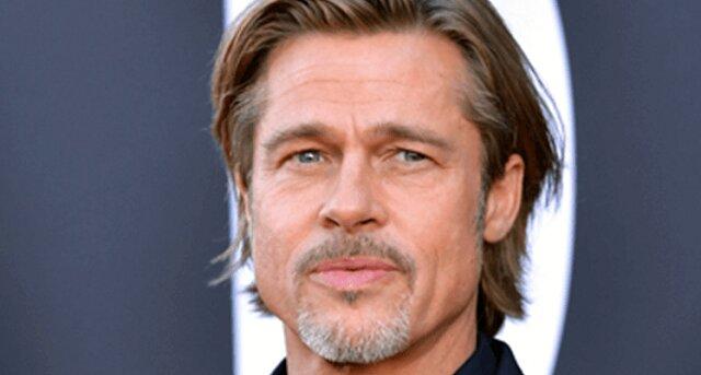 """Kopia Jolie!"": 57-letni Brad Pitt w końcu pokazał młodą partnerkę modelkę"