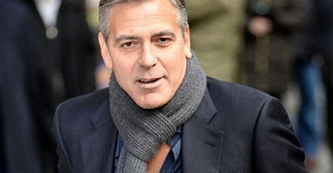 George Clooney od marca prowadzi odosobniony styl życia