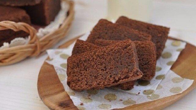 """Ulubiony przepis na ciastka brownie """"Miękkie pole"""""""