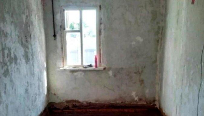 Rodzina kupiła zniszczony dom we wsi i odrestaurowała go