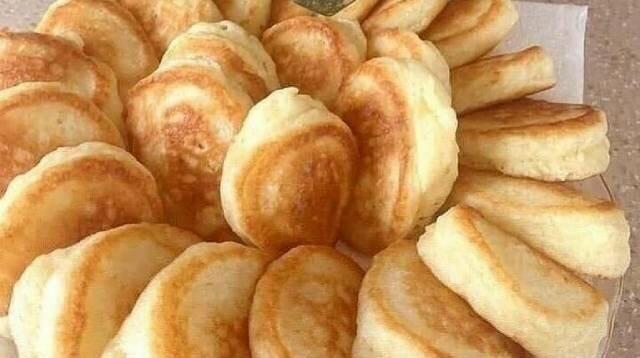 Słoneczne pancakes. Pycha