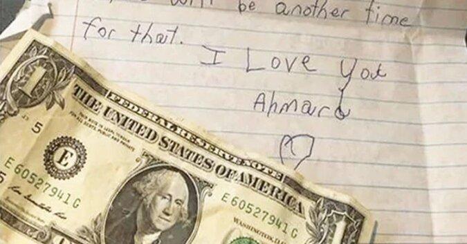 Dziecko oddaje mamie pieniądze na lody z najsłodszego powodu