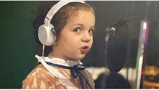 Nikt nie śpiewa tak, jak sinatra, ale mimo to poczekaj, aż usłyszysz, jak 5-letnia sophie otworzy usta. Zaskoczyła wszystkich