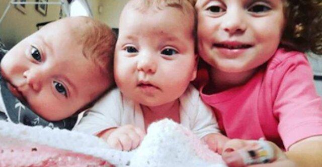Dwoje dzieci przy jednym porodzie, lecz nie są bliźniaczkami. Jak to jest możliwe?