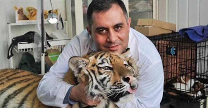 Powołanie by pomagać: weterynarz stworzył schronisko do ratowania dzikich zwierząt