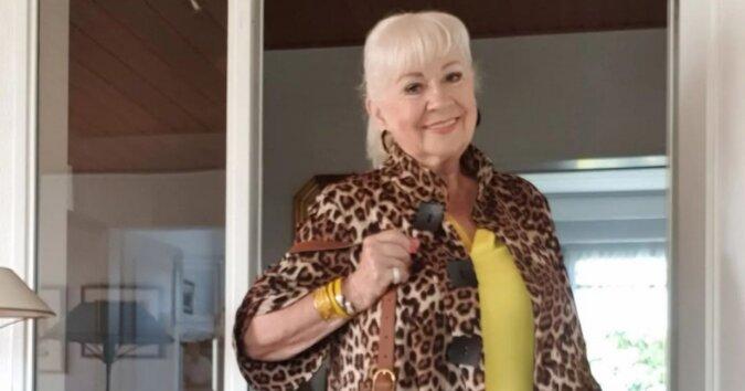 Jak powinna się ubierać stylowa 70-letnia kobieta. Pokazuje emerytka z Niemiec